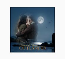 Outlander/Jamie and Claire collage Unisex T-Shirt
