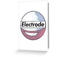 Electrode Greeting Card