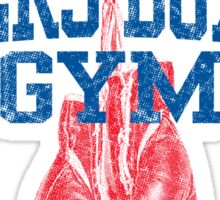 Rogers Boxing Gym Sticker
