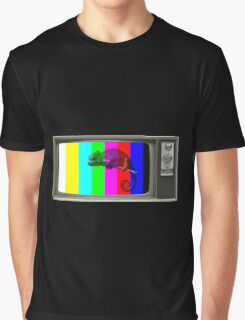 Lost signal Graphic T-Shirt