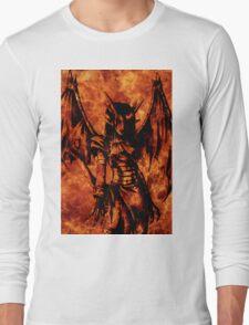 Fire Succubus  Long Sleeve T-Shirt