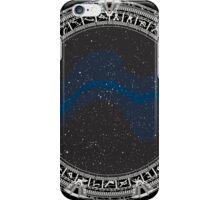 Stargate (white) iPhone Case/Skin