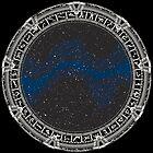 Stargate (white) by boogiebus