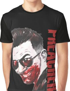 preacher - Arseface, Jesse, Tulip and Cassidy Graphic T-Shirt