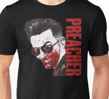 preacher - Arseface, Jesse, Tulip and Cassidy Unisex T-Shirt