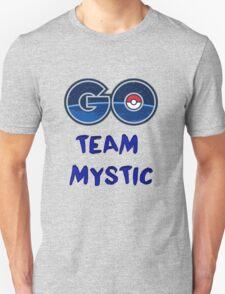 GO Team Mystic - Pokemon Go Unisex T-Shirt