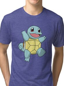 Squirtle - Pokemon Tri-blend T-Shirt