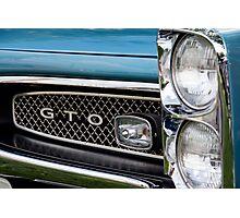 Pontiac GTO Photographic Print