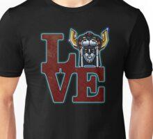 Love Voltron Unisex T-Shirt