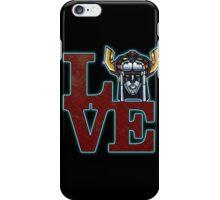 Love Voltron iPhone Case/Skin