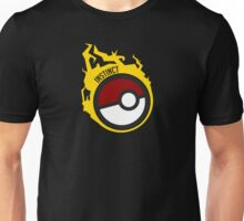 Poke Ball Team Instinct GOgear!  Unisex T-Shirt