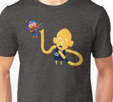 Reggie Miller Chokes Spike Lee Unisex T-Shirt