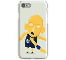 Reggie Miller Chokes Spike Lee iPhone Case/Skin