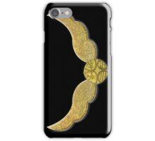 Hufflepuff Snitch iPhone Case/Skin