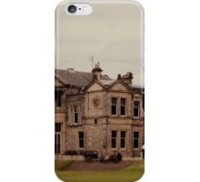 Member House iPhone Case/Skin