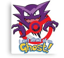 Haunter Busters! Canvas Print