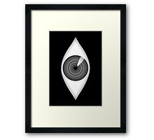 The Eye of Truth - Fullmetal Alchemist Framed Print