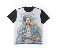 Love and Peace Graphic T-Shirt