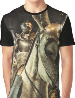 Knight in Shining Armour Graphic T-Shirt