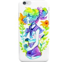 Lapis Watercolor iPhone Case/Skin