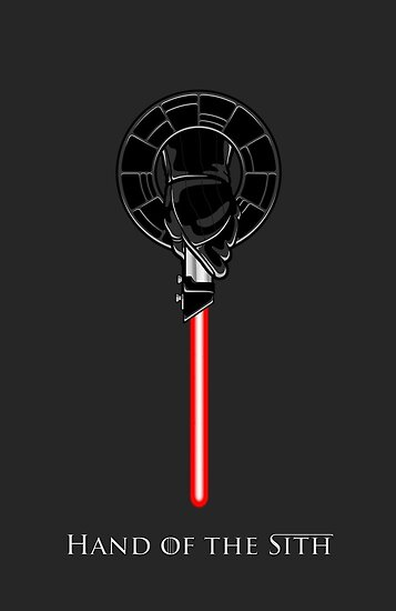Hand of the Sith by R-evolution GFX