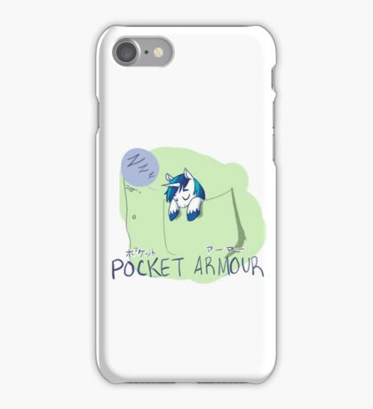 Pocket Armour iPhone Case/Skin