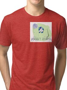 Pocket Armour Tri-blend T-Shirt