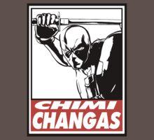 Deadpool Chimichangas Obey Design Kids Clothes