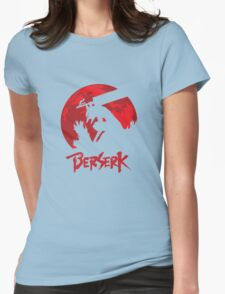 Gatz Berserk Armor Womens Fitted T-Shirt