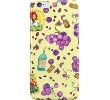 From Grape to Raisin to Wine iPhone Case/Skin