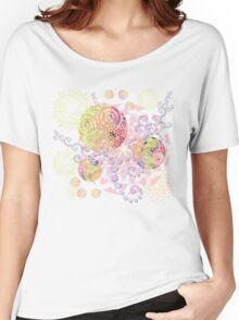 Colorful Feast Women's Relaxed Fit T-Shirt