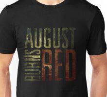 August Burn Red T-shirt - Music band shirt  Unisex T-Shirt