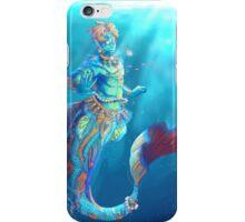 Merman - Sabo iPhone Case/Skin