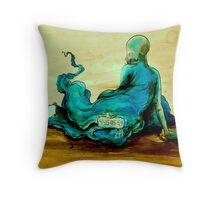 counting on me Throw Pillow