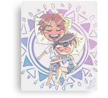 Cuddly Yoonseok Canvas Print