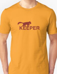 Red Panda Keeper Unisex T-Shirt