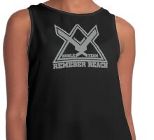 Remember Reach- Alternate Contrast Tank