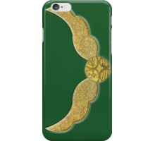 Slytherin Snitch iPhone Case/Skin