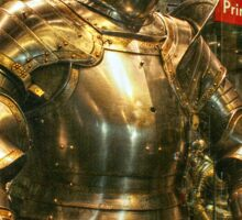 Suit of Armour Sticker