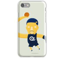 Paul George the NBAlien iPhone Case/Skin