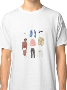 A$AP Rocky Paper Doll Classic T-Shirt
