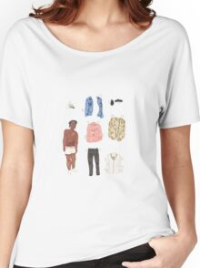A$AP Rocky Paper Doll Women's Relaxed Fit T-Shirt