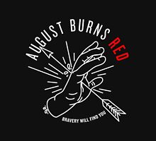 August Burn Red T-shirt - Music band shirt 3 Unisex T-Shirt