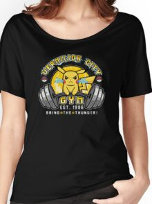 Bring the Thunder! Women's Relaxed Fit T-Shirt