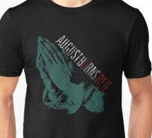 August Burn Red T-shirt - put your heart T-shirt 2  Unisex T-Shirt