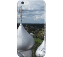 dome of St. Sophia Cathedral in Vologda iPhone Case/Skin