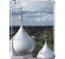 dome of St. Sophia Cathedral in Vologda iPad Case/Skin