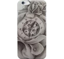 Growing some thyme  iPhone Case/Skin