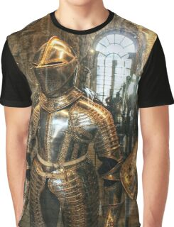 More Armour at the Tower Graphic T-Shirt