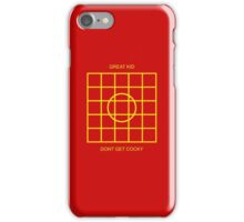 Falcon Targeting System iPhone Case/Skin